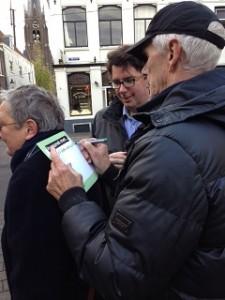 Start campagne D66 Weesp