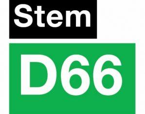 Stem voor duurzaamheid, stem D66