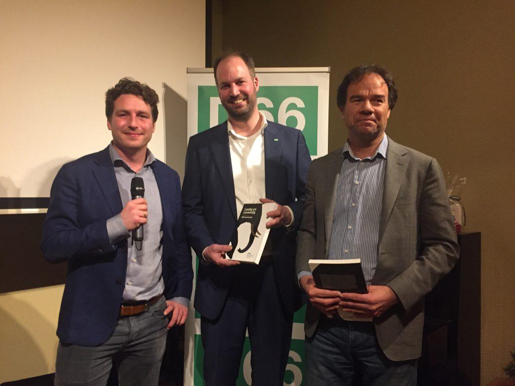 Reinier van Dantzig, Leon de Lange, Maarten Balzar D66
